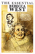 The Essential Rebecca West: Uncollected…