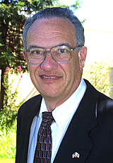 Author photo. Lawrence L. Giventer [credit: California State University, Stanislaus]