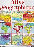 Atlas géographique by Guy Seret