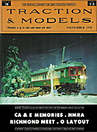 Traction and Models, Run No. 129 by Vane A.…