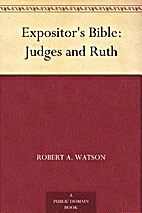 Judges and Ruth by Robert A. Watson