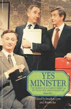 Yes, Minister: Volume 2 by Jonathan Lynn