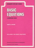 Basic Equations of Engineering (Schaum's…
