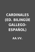 CARDINALES (ED. BILINGÜE…