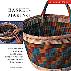 Start-A-Craft Basket Making by Polly Pollock