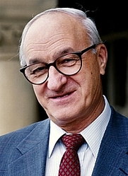 Author photo. Albert Bandura picture