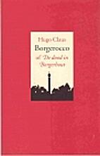 Borgerocco, of De dood in Borgerhout :…