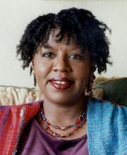 Author photo. Courtesy of Nikki Grimes