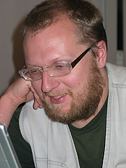 Author photo. Contra Türil noorte luulelaagris JaPe, 2006