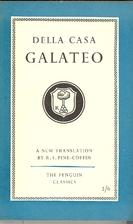 Galateo by Giovanni Della Casa