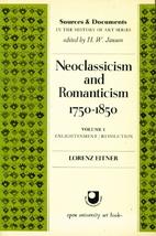 Neoclassicism and Romanticism, 1750-1850,…