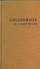 California as a Place to Live by John…