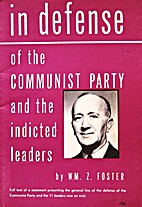 In defense of the Communist Party and the…