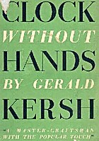 Clock Without Hands by Gerald Kersh