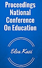 Proceedings National conference on education…