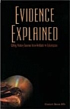 Evidence Explained: Citing History Sources…