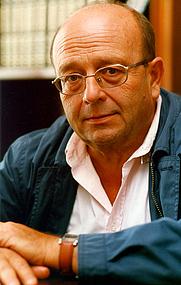 Author photo. Manuel Vásquez Montalbán