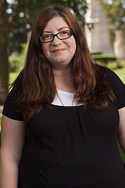 Author photo. Marygrove College