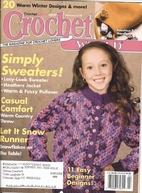Crochet World Magazine 2006 v29 #1 February…