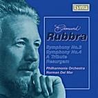 Symphony no. 3 / Symphony no. 4 / A Tribute…