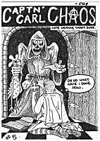 Captn' Carl Chaos #5