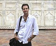 Author photo. Richard I'Anson