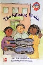 The missing violin by Sue Lantz Goldhaber