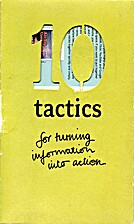 10 tactics for turning information into…