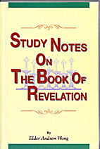 Study notes on the book of Revelation by…