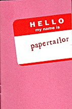 Hello my name is Papertailor by Susanna…