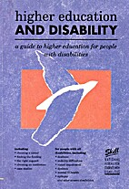 Higher education and disability: A guide to…
