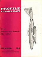 Messerschmitt Me 262 (Profile 130) by J.…