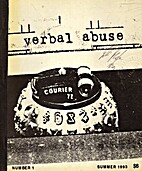 Verbal Abuse #1 by Periodical / Zine