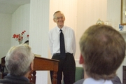Author photo. Taken from <a href=&quot;http://www.flickr.com/photos/markbarnes/2778446883/&quot; rel=&quot;nofollow&quot; target=&quot;_top&quot;>Flickr</a>.