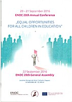 Equal opportunities for all children in…