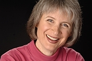 Author photo. Cathy Diez-Luckie, author Famous Figures of Ancient Times