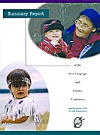 Summary Report of the Cree Language and…