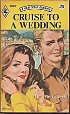 Cruise to a Wedding A Harlequin Romance 1857