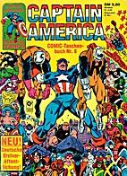 Captain America Comic-Taschenbuch 08 by Mark…