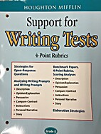 Houghton Mifflin English: Support For…