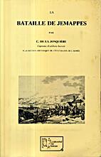 La Bataille de Jemappes by Capitaine…