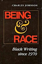 Being and Race: Black Writing Since 1970 by…