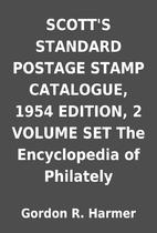 SCOTT'S STANDARD POSTAGE STAMP…