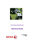 Xerox Incremental Parser Reference Guide by…