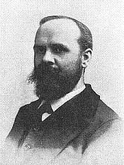 Author photo. Benjamin Ricketson Tucker, Wikipedia image.