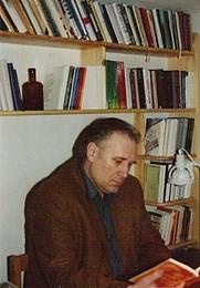 Author photo. Copyright © 2013 Miroslav Halás