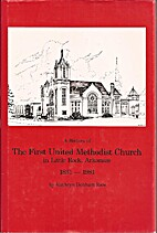 A history of the First United Methodist…