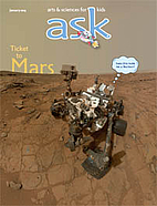 Ticket to Mars by Ask magazine