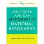 Southern African dictionary of national…