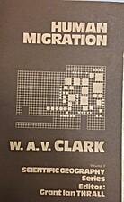 Human Migration (Scientific Geography…